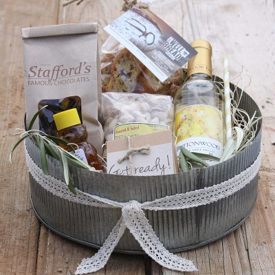 Honey Delight Gourmet Basket